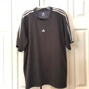 Men's Adidas Soccer short sleeve Shirt size Large